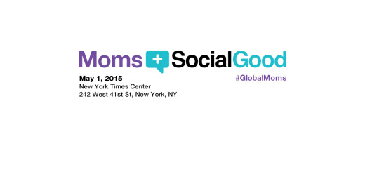 Moms plusSocialGood 2015 conference held in the New York Times Center
