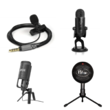 Microphones are a vital part of your setup as a communicator.