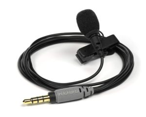 The Rode SmartLav+ can be both your portable and office mic.