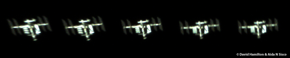 International Space Station images